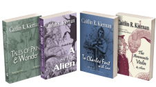 BUNDLE - 4  Caitlin Kiernan  trade paperbacks